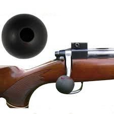 Tactical Rifle Gun Bolt Knob Rubber Ball Grip Handle Cover